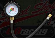 Tool. Pressure Gauge. Tyre R Dial