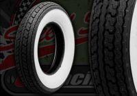 """Tyre. Shinko. 3.50""""x8"""" or 4.00""""x8"""". Bobber. White wall"""