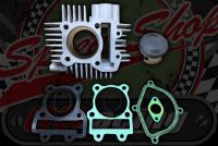 Cylinder kit 60mm ceramic upgrade complete kit to convert from steel. 2 Valve