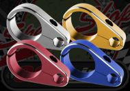 Cable. Bracket. Clamp. CNC. 31mm. Choice of colour