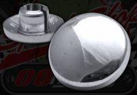 Socket cap covers for 6mm Hex allan bolts