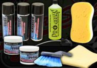 Cleaning kit. ProClean race clean pack
