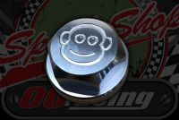 Head stock. top nut CNC Alloy 22mm Monkey head logo