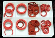 FIBRE WASHERS PACK (110PCE)