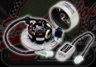 Generator kit. Suitable for Madass 125cc or 50cc. Performance road kit