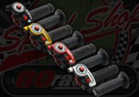 Throttle kit. Quick action roller. 2 push switches