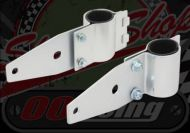 Head lamp. Component. Bracket. Stock for Hydraulic forks. 29mm to 34mm