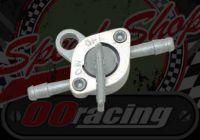 Tap. Fuel. In-line. 6mm. Mounting bracket