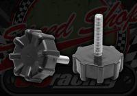 Handlebars. Clamp. Locker bolts. M8. Plastic standard