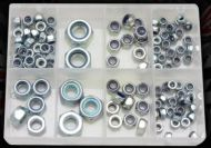 LOCK NUTS PACK (108PCE)