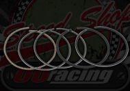 Piston rings 62mm for stock Z190