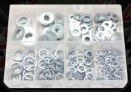 STEEL WASHERS PACK (210PCE)