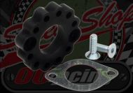 Manifold. Component. Carb spinner. Choice of choke 22, 24, 26, 27 or 28