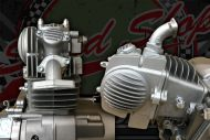 Inlet manifold, 18mm bore Straight back, overall height 62mm XS-60